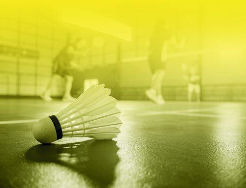 Badminton-Abteilung : erstes Training nach der Corona-Pause