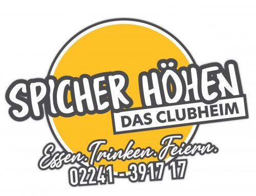 MUTTERTAG | SPICHER HÖHEN | DAS CLUBHAUS | UND AUSSICHT