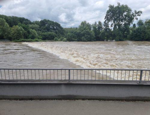 Flutkatastrophe in Westdeutschland